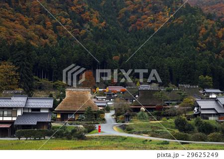 11月 美山町「かやぶきの里」 京都の原風景  29625249