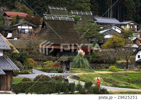 11月 美山町「かやぶきの里」 京都の原風景  29625251