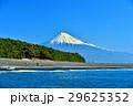 三保の松原 海岸 富士山の写真 29625352