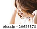 ビューティー 女性 ヘアケア スキンケア ビューティ 若い女性 美容 UVケア 29626378