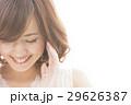ビューティー 女性 ヘアケア ハレーション スキンケア ビューティ 若い女性 美容 UVケア 29626387