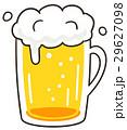 ビール ジョッキ ビールジョッキのイラスト 29627098