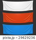 のぼり バナー 布のイラスト 29629236