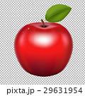 グリーン 緑色 赤いのイラスト 29631954