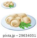 Pelmeni (Meat dumplings). Cartoon vector icon 29634031
