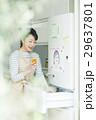 女性 キッチン 29637801