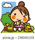小学生 女子 女の子のイラスト 29640150