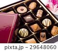 チョコ チョコレート バレンタインデーの写真 29648060