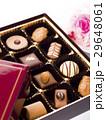 チョコ チョコレート バレンタインデーの写真 29648061