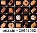 チョコ チョコレート バレンタインデーの写真 29648062