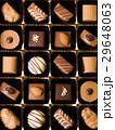 チョコ チョコレート バレンタインデーの写真 29648063
