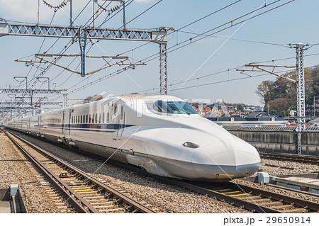 東海道新幹線 N700系 新横浜駅  29650914