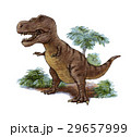 恐竜、ティラノサウルス、きょうりゅう、ジュラ紀、ジュラシックワールド 29657999