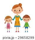 主婦と子供たち 29658299