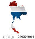 タイ 地図  国旗 アイコン  29664004