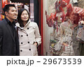 Asian couple in chinatown 29673539