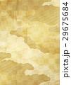 背景素材 金箔 市松模様のイラスト 29675684