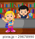Kids in a Library 29678990