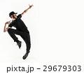 ダンサー 男 休憩の写真 29679303