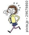 学生 ベクター 走るのイラスト 29679860