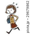 学生 ベクター 走るのイラスト 29679862