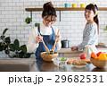 ライフスタイル 北欧女子 キッチンの写真 29682531
