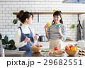 ライフスタイル 北欧女子 キッチンの写真 29682551