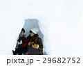 冬の女子旅 雪景色 29682752