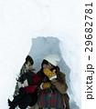 冬の女子旅 雪景色 29682781