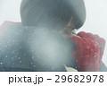 雪 女性 くるまるの写真 29682978