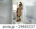 冬 旅行 女性の写真 29683237