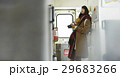 冬 女性 1人の写真 29683266