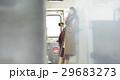 冬 女性 1人の写真 29683273