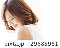 ビューティー 女性 ダイエット スキンケア ビューティ 若い女性 美容 UVケア 29685981