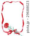 カーネーション 花 母の日のイラスト 29688023