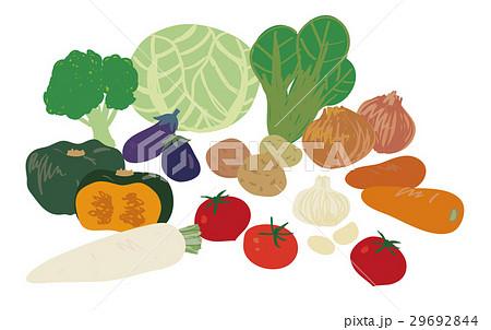 野菜集合 29692844