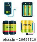 ベクトル 電気 充電のイラスト 29696510