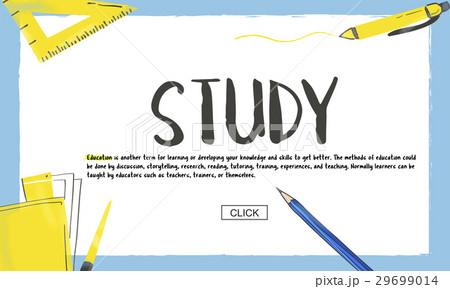 School Knowledge Learning Academics Studyのイラスト素材 [29699014] - PIXTA