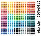 Icon Collection Vector Application Content Concept 29699612