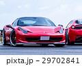 真っ赤なスポーツカー 29702841