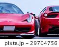 真っ赤なスポーツカー 29704756