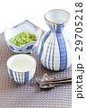 日本酒、めかぶ、メカブ、お酒、晩酌 29705218