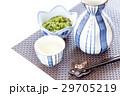 日本酒、めかぶ、メカブ、お酒、晩酌 29705219