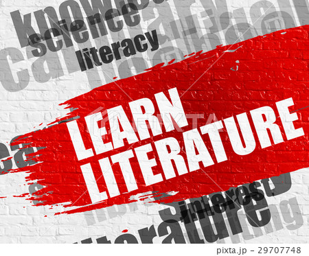 Learn Literature on the Brickwall. 29707748