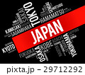 List of cities in Japan, word cloud collage 29712292