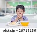 食事 少年 男の子の写真 29713136