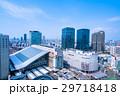《大阪府》大阪駅・都市風景 29718418
