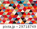 背景 パターン カラフルのイラスト 29718749