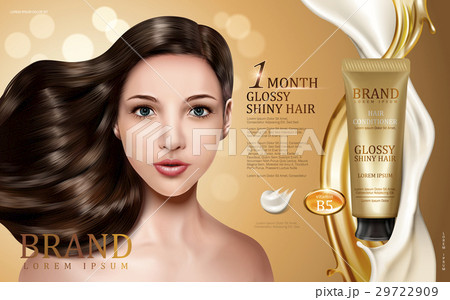 hair conditioner ad 29722909