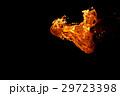 カラーイメージ エネルギー 火の写真 29723398